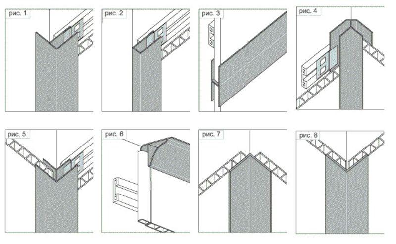 фото креплений стеновых панелей оно так